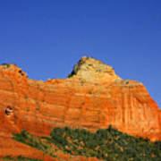 Spectacular Red Rocks - Sedona Az Art Print