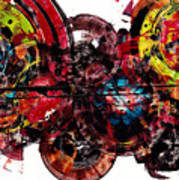 Spherical Joy Series 61.100211 Art Print