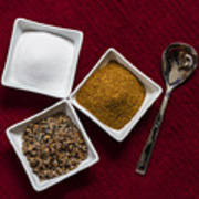 Spices  6070 Art Print
