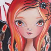 Spider Fairy Art Print