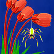Spider Art Print