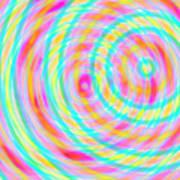 Spin 5 Art Print