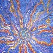 Spirale Money Magnet Art Print