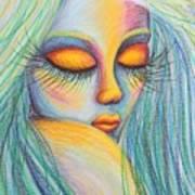 Spirit Guide Truer Me Art Print