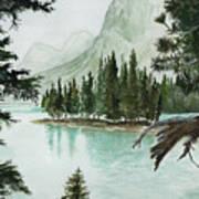 Spirit Lake Art Print