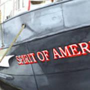 Spirit Of America Art Print