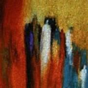 Spirits Gathered Art Print