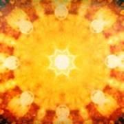 Spirits Towards The Sun Art Print