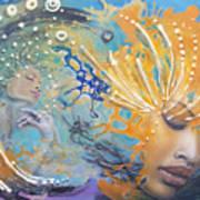 Spiritual Enlightenment  Art Print