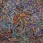Spiritual Art Print by Gayland Morris