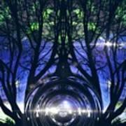 Spiritual Roots Art Print