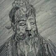Spiritual  Art Print