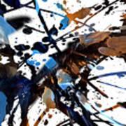 Splatter Gig Art Print