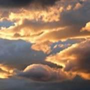 Splendid Cloudscape 2 Art Print