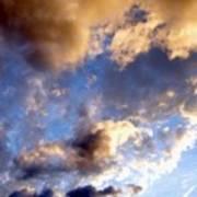 Splendid Cloudscape 3 Art Print