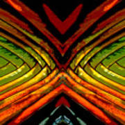 Split - Abstract Art Print