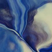 Split View Art Print
