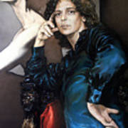 S.portrait Art Print by Valeriy Mavlo