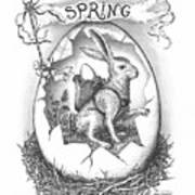 Spring Arrives Art Print