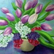 Spring As A Gift Art Print