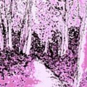 Blossoms  Of Life  Art Print