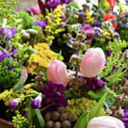 Spring Bouquet 2 Art Print