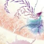 Spring Dance Art Print