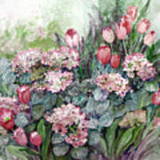Spring Forth In Beauty Art Print