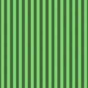 Spring Green Striped Pattern Design Art Print