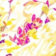 Spring Light Abstract Art Print