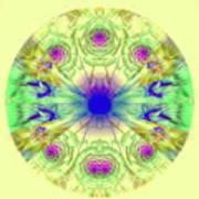 Spring Meditation Art Print