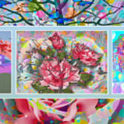Spring Medley Art Print