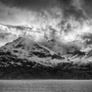Spring On Glacier Bay Art Print