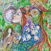 Spring Song Art Print