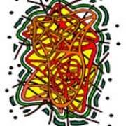 Spring Time Narcolepsy Art Print