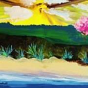 Spring Trip In Delaware Art Print