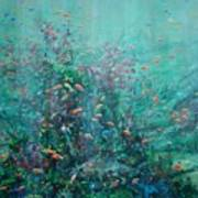 Spring Underwater   Art Print