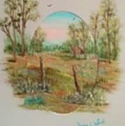 Spring's Reawakening Art Print