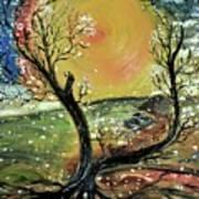 Springtime 2 Art Print