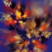 Springtime Explosion Of Life. Art Print
