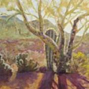 Spur Cross, April Art Print