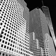 Squared, New York City Art Print