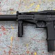Sr-2mp Submachine Gun Art Print