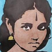 Sri Mata Art Print