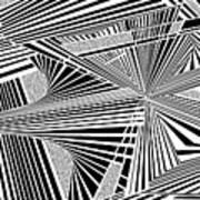 Ssenkcalbot Art Print