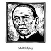St. Adolf Kolping - Jladk Art Print