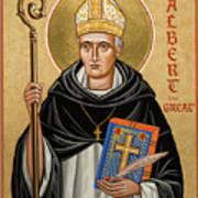 St. Albert The Great - Jcatg Art Print