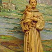 St Anthony Chapel Art Print