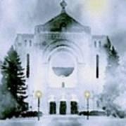 St. Boniface Cathedral Art Print