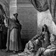 St Francis Of Assisi 1877 Art Print